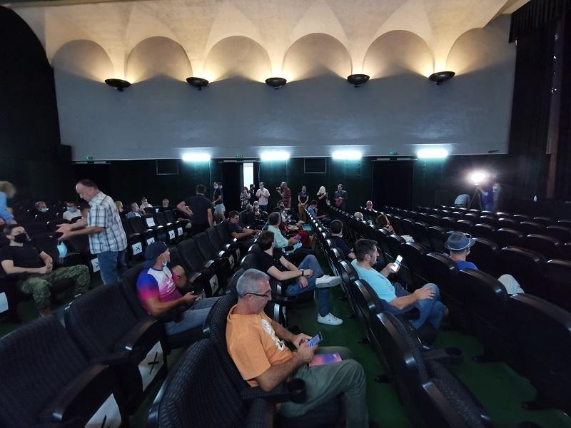 DANI HRVATSKOG FILMA 2020 FILM GAVRAN 101